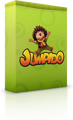 Jumpido for Kinect box